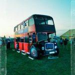 Диско-автобус Даблдэккер из Бристоля