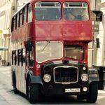 Клубный автобус Даблдэккер на 57 человек для свадьбы, девичника, выпускного