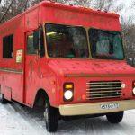 Диско-автобус Крейзи Рэд Бас