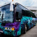 Клубный автобус Мега Пати Бас на 30 человек для свадьбы