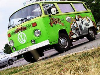 Rлубный автобус УФО Бас на 6 человек